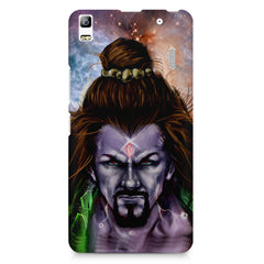 Shiva Anger  Lenovo K3 Note/A7000 printed back cover