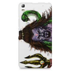 Shiva With Trishul  Lenovo K3 Note/A7000 printed back cover