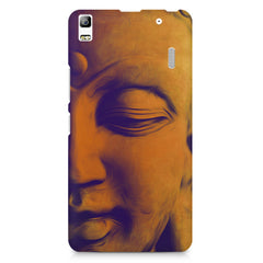 Peaceful Serene Lord Buddha Lenovo K3 Note/A7000 printed back cover