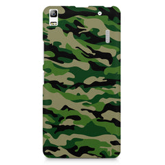 Military design design Lenovo K3 Note/A7000 printed back cover