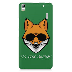 No fox given design Lenovo K3 Note/A7000 printed back cover