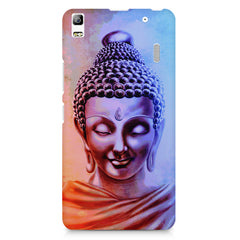 Lord Buddha design Lenovo K3 Note/A7000 printed back cover