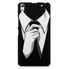 Corporate Tie design,  Lenovo K3 Note/A7000 printed back cover