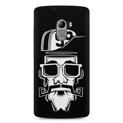 Black Swagger no. 99  Lenovo K4 Note printed back cover