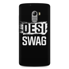 Desi Swag Lenovo A7010 hard plastic printed back cover