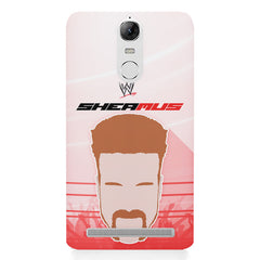 Boxing Ring Sheamus  design,  Lenovo K5 note printed back cover
