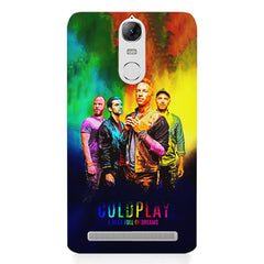 Coldplay Colorful Album Art A Head Full of Dreams design,  Lenovo K5 note printed back cover