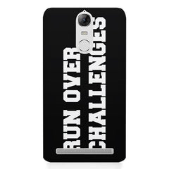 Day motivation design Lenovo K5 note printed back cover