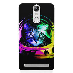 Astro Cat design    Lenovo k5 note hard plastic printed back cover