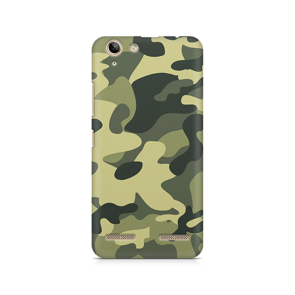 Army Design Lenovo K5 Plus printed back cover