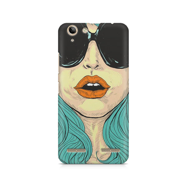 Beautiful Woman Oil Painting Lenovo K5 Plus printed back cover