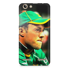 AB de Villiers South Africa  Lenovo lemon 3 printed back cover