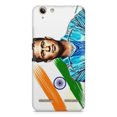Sachin Tendulkar blue  Lenovo lemon 3 printed back cover