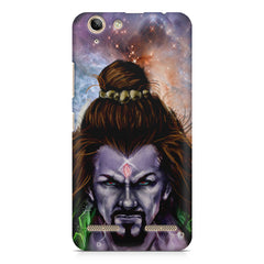 Shiva Anger  Lenovo Vibe k5/K5 plus printed back cover