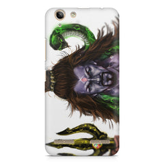 Shiva With Trishul  Lenovo lemon 3 printed back cover