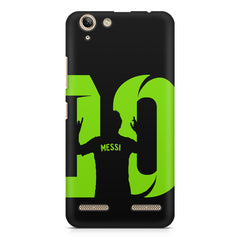 Lionel Messi 10 Victory  design,  Lenovo lemon 3 printed back cover