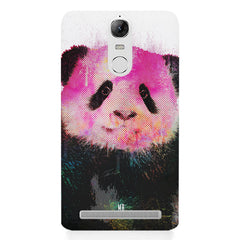 Polar Bear portrait design Lenovo lemon 3 hard plastic printed back cover