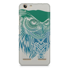 Owl Sketch design,  Lenovo lemon 3 printed back cover