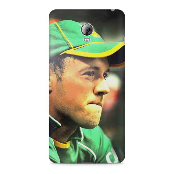 AB de Villiers South Africa Lenovo Vibe P1 printed back cover