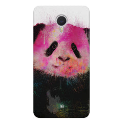 Polar Bear portrait design Meizu M3 note hard plastic printed back cover