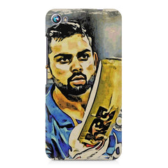 Virat Kohli  design,  Micromax Canvas Fire 4 A107 printed back cover