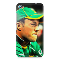 AB de Villiers South Africa  Micromax Canvas Fire 4 A107 printed back cover