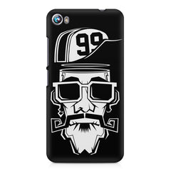 Black Swagger no. 99  Micromax Canvas Fire 4 A107 printed back cover