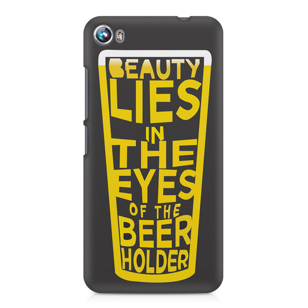 Beer Lovers Perfect Case Design design,  Micromax Canvas Fire 4 A107 printed back cover