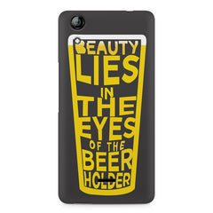 Beer Lovers Perfect Case Design design,  Micromax Canvas Selfie 2 Q340 printed back cover