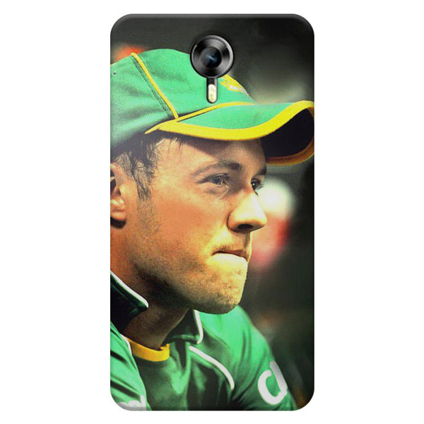 Ab De Villiers South Africa  Micromax Canvas Xpress 2 printed back cover