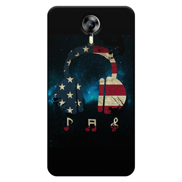 America Tunes Micromax Canvas Xpress 2 printed back cover