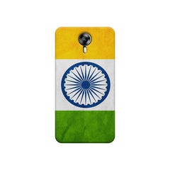 India Flag Micromax Canvas Xpress 2 printed back cover