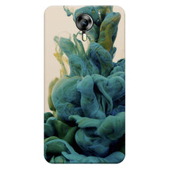 Coloured smoke design    Micromax Canvas Xpress 2 hard plastic printed back cover