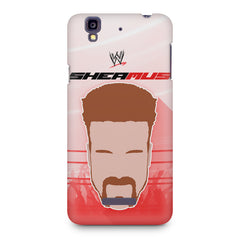 Boxing Ring Sheamus  design,  Micromax Yureka printed back cover