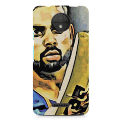 Virat Kohli  design,  Moto C Plus  printed back cover