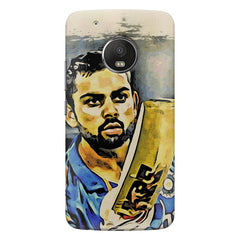 Virat Kohli  design,  Moto G5s Plus  printed back cover