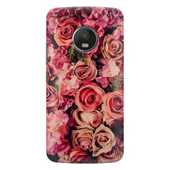 Roses  design,  Moto G5s Plus  printed back cover