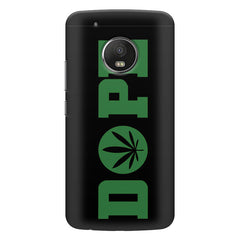 Smoke weed everyday   Moto G5S Plus hard plastic all side printed back cover.