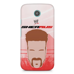 Boxing Ring Sheamus  design,  Moto E printed back cover