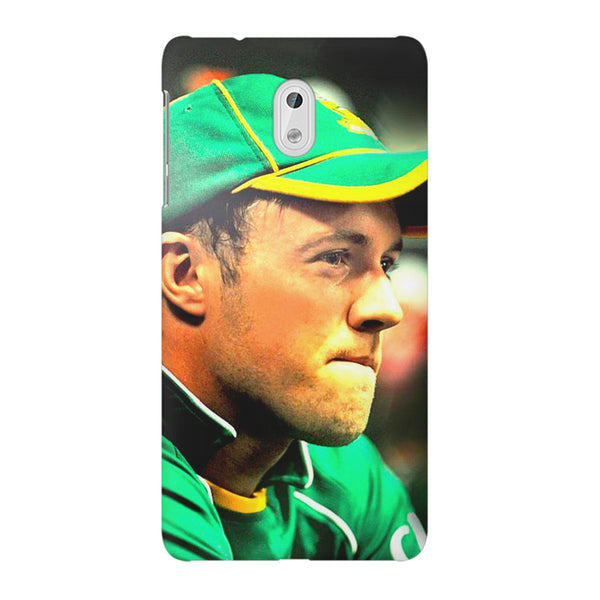 AB de Villiers South Africa  Nokia 3  printed back cover