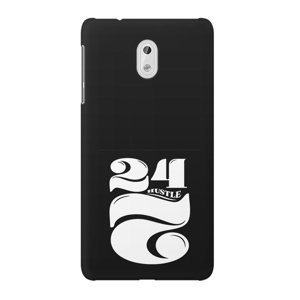Always hustle design Nokia 3  printed back cover