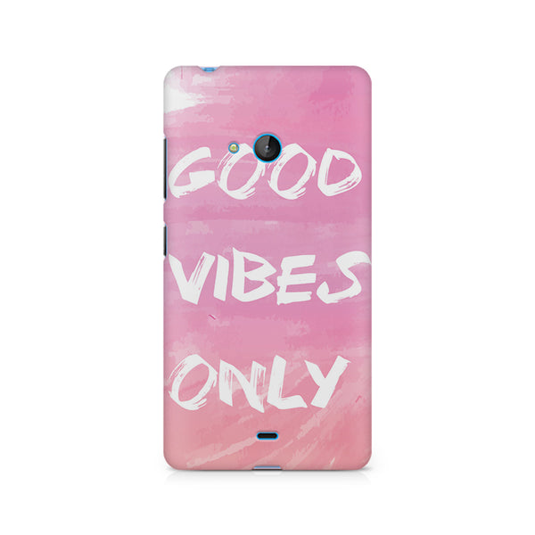 emotions  design, Nokia Lumia 540 printed back cover