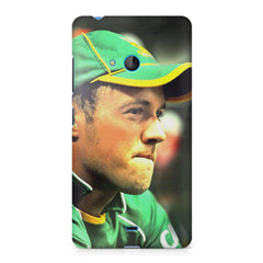 AB de Villiers South Africa Nokia Lumia 540 printed back cover