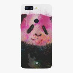 Polar Bear portrait design Oneplus 5T hard plastic printed back cover