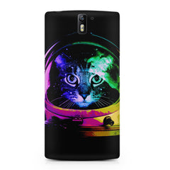 Astro Cat design    OnePlus One hard plastic printed back cover