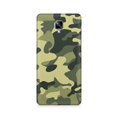 Army Design OnePlus 3/3T printed back cover