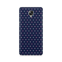 Multicolour Dots Pattern Polka Confetti OnePlus 3/3T printed back cover