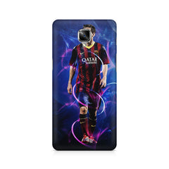 Leo Messi Lm10 Forca Barca! OnePlus 3/3T printed back cover