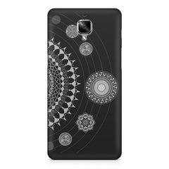 Ethnic design pattern OnePlus 3/3T printed back cover