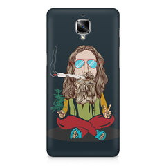 Smoking high design OnePlus 3/3T printed back cover